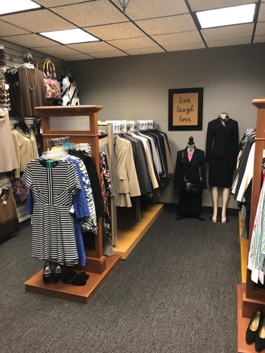Outfitting Room